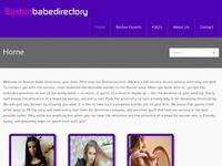 Boston Babe Directory